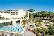 SABLES D'OLONNE / TALMONT-ST-HILAIRE- Demi-Pension au Club Les Jardins de l'Atlantique