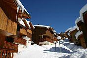 LOCATION - PLAGNE VILLAGE / SOLEIL - Les Chalets et Lodges des Alpages