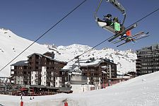 Le Rond-Point des Pistes