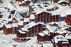 LOCATION - VAL THORENS - Le Cheval Blanc