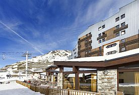 TRANSPORT + HOTEL-CLUB + FORFAIT - VAL THORENS - MMV Les Arolles