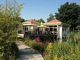 LA POMMERAYE - Demi-pension aux Jardins de l'Anjou
