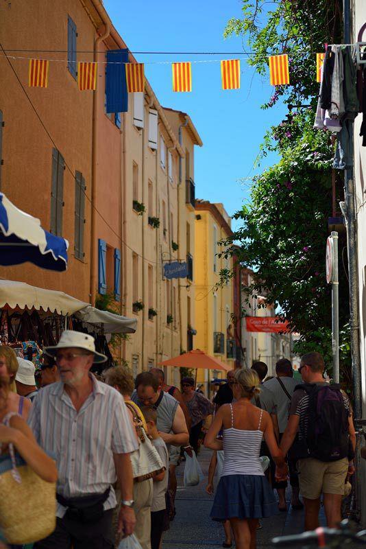 ARGELES SUR MER - Pension Complète en Village Vacances