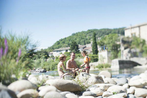 Village Vacances pension complète Vogüé 7 jours 2018