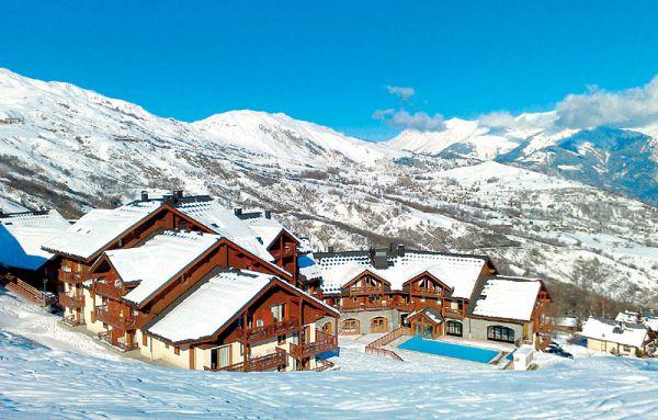 LOCATION - LE CORBIER - Les Alpages du Corbier