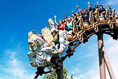 Séjours en parcs d'attractions